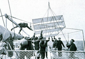 Scientific Kites of the Industrial Revolution